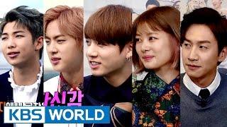 Entertainment Weekly | 연예가중계 - BTS, Lee Kwangsoo, Jung Somin [ENG/中文字幕/2016.11.07]