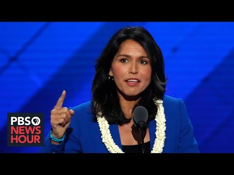 Tulsi Gabbard on why she wants to prioritize foreign policy