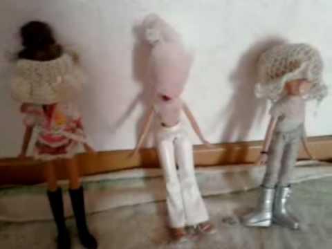 Bratz Lady GaGa- Bad Romance Music Video