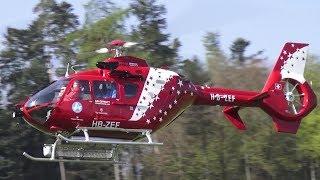 INCREDIBLY DETAILED AIRZERMATT SCALE TURBINE XXXL HELICOPTER RADIO CONTROLLED MODEL