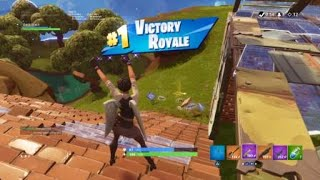 Fortnite Ps4 Solo Win With The Rook Skin