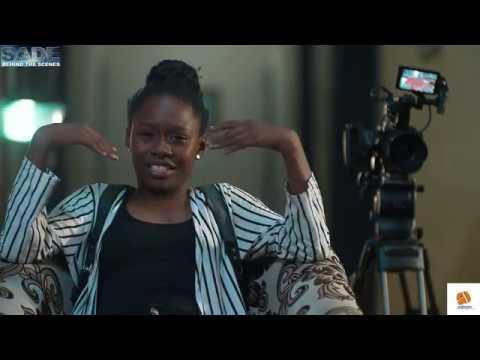 Download SADE MOVIE BEHIND THE SCENES (Uche Jombo,Prince David Osei,Felix Omokhodion)