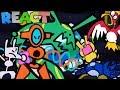 LEGENDARY & MYTHICAL POKEMON BATTLE ROYALE Animated - REACTION   Luigikid Reacts