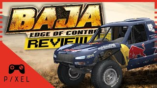 BAJA Edge of Control (2008, X360 / PS3) :: Exhaustive Review | Ep. 109