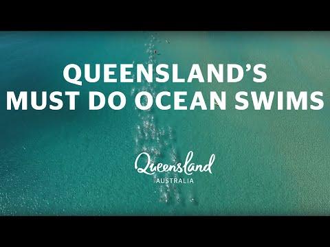 Queensland's 5 must do ocean swims