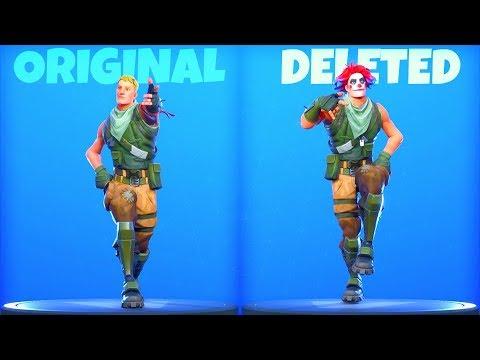 The Forgotten DEFAULT DANCE EMOTE..! (Missing Emote) Fortnite Battle Royale