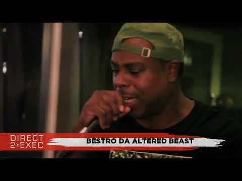 Bestro da Altered Beast (@bestro2148) Performs at Direct 2 Exec NYC 2/11/18 - Atlantic Records