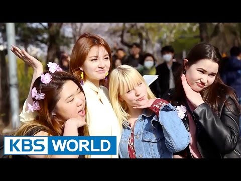 Spring date with Shannon! [KBS World Idol Show K-RUSH / 2017.04.21]