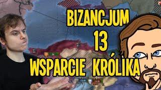 Wsparcie Królika  - Europa Universalis IV: Bizancjum #13 (w/Zlewikk)