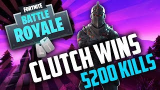 INSANE WINS AND CLUTCH PLAYS - Fortnite Battle Royale Live Stream PS4