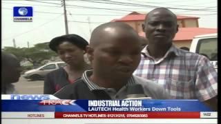 Lautech Health Workers Suspend Strike
