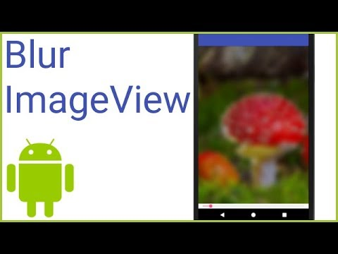 Blur Effect on an Image - Android Studio Tutorial