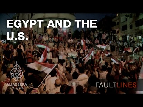 Egypt and the U.S.  - Fault Lines