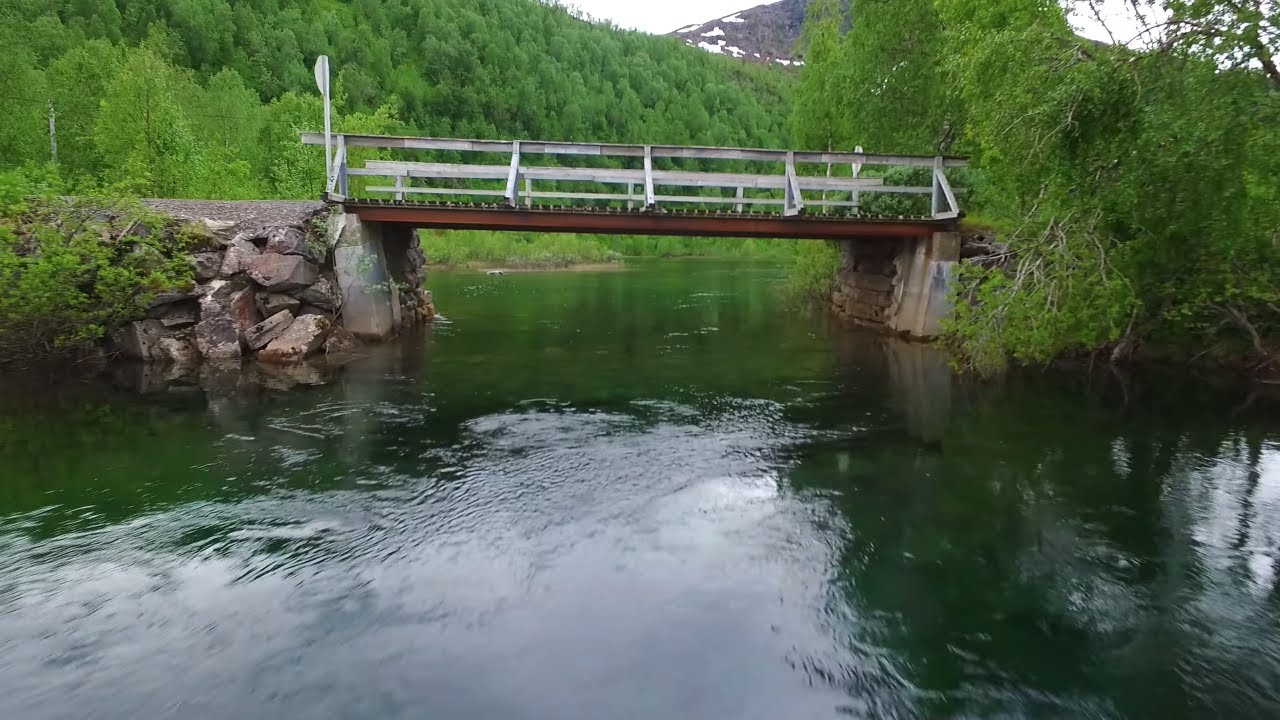 Bike trip to Valnesfjord in Fauske
