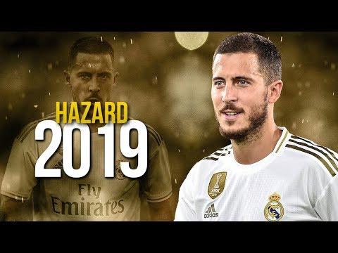 Eden Hazard 2019/2020 ● Crazy Dribbling Skills & Goals | HD