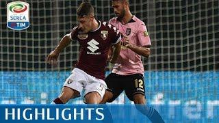 Palermo - Torino - 1-4 - Highlights - Giornata 8 - Serie A TIM 2016/17
