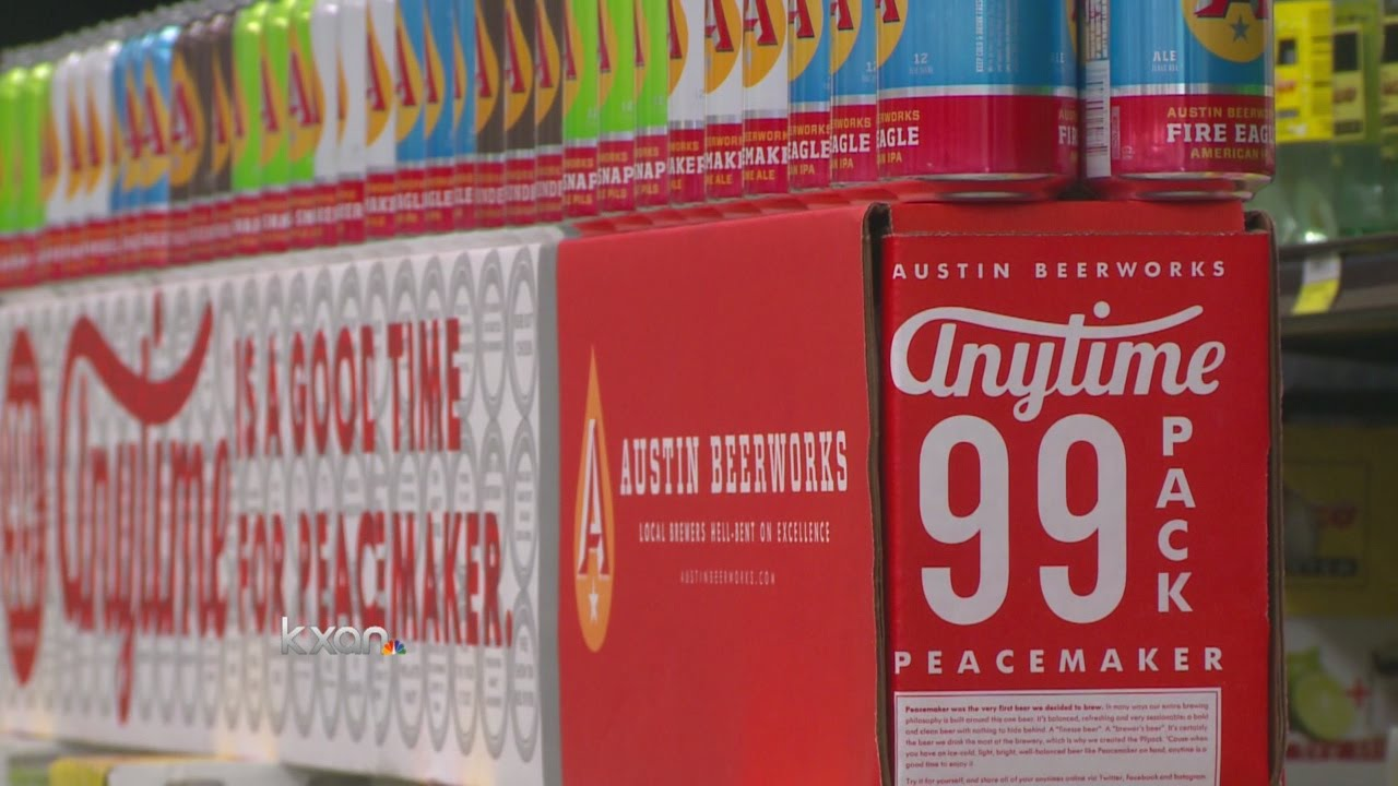 99-pack of beer from Austin gets international attention ...
