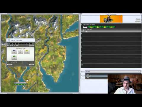Let's Play Sid Meier's Railroads! Part 1/2