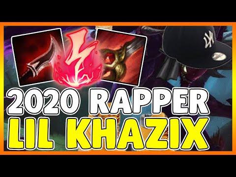 Freestyle Kha'zix Jungle Rap | Season 10 Championship Kha'zix JG | 2020 League of Legends Gameplay