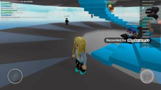 A video of roblox with Anahí!!! 😊