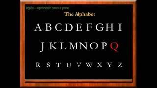 El Alfabeto en Inglés | El Abecedario en Inglés | Las Letras en Inglés