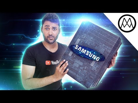 The Samsung Unboxing you