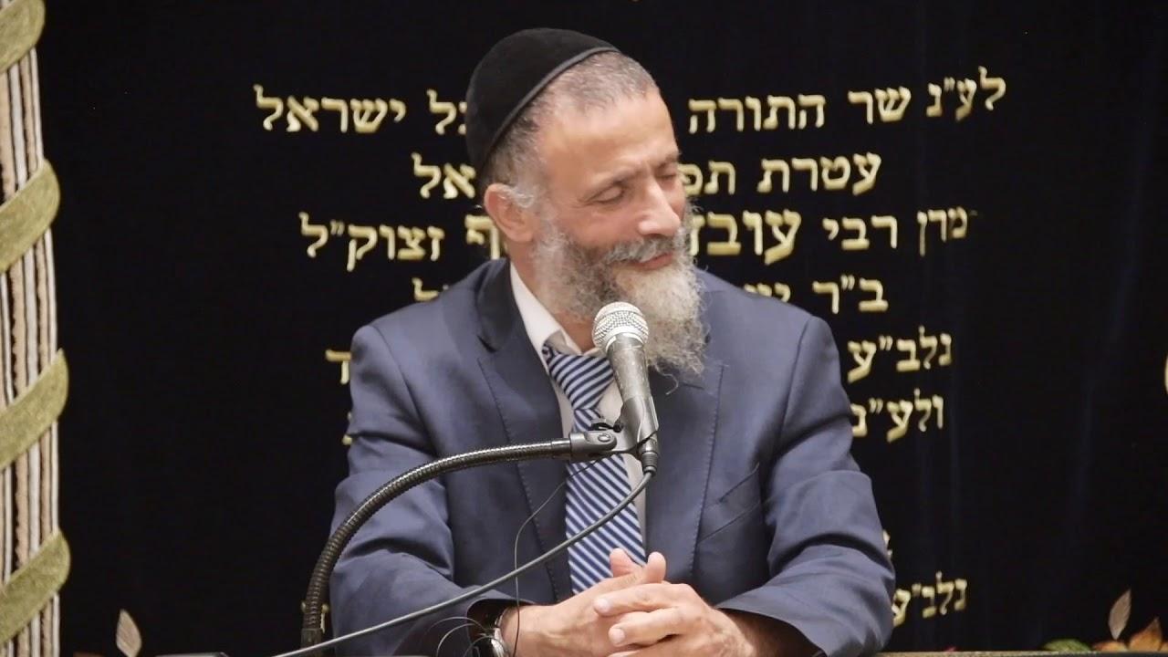 הרב מיכאל לסרי שליט״א בבית מדרש יחוה דעת חול המועד פסח תשע״ט