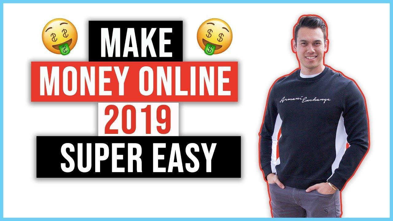 BEST WAY To Make Money Online In 2019 [STEP BY STEP TUTORIAL + BONUS]
