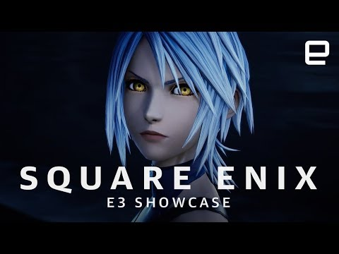 Square Enix E3 2018 Showcase in 6 minutes