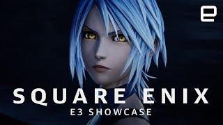 Square Enix E3 2018 Showcase in 6 minutes