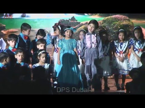 DPS Dubai KG Annual Day