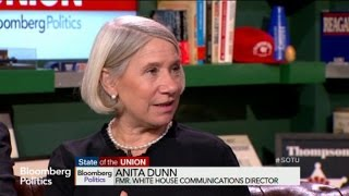 Dunn: Obama's Address Was Good for Hillary Clinton