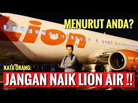 JANGAN NAEK LION AIR!! (Kata Orang) Bagaimana Pendapat Anda Setelah Lihat Video INI?