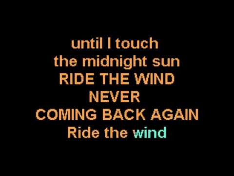 Poison Ride The Wind Karaoke 2nd revision CustomKaraoke RARE custom