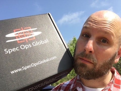 Worth It?  My First Spec Ops Global Subscription Box: May 2016
