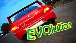 Кантри тест-драйв Mitsubishi Lancer Evolution (Мицубиси Лансер Эволюшн)
