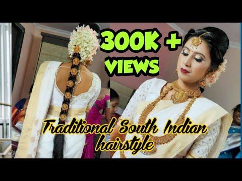 real-bridal-hairstyle-|-south-indian-bridal-hairstyles-|-by-savipawar-makeovers