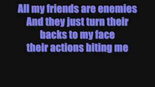 all my friends by say anything lyrics