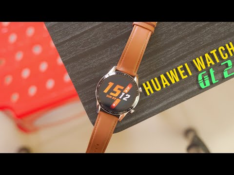 Huawei Watch GT 2 Review in Bangla: The Good and The Bad