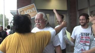 The Unlawful Arrest of Sal Reza by Sheriff Arpaio's Deputies