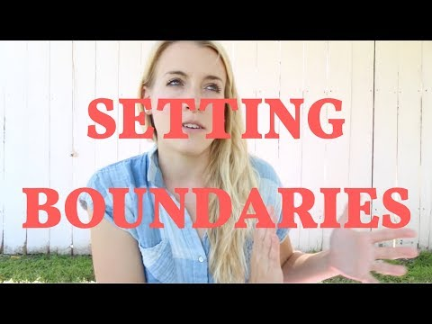 christian dating setting boundaries