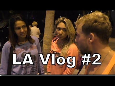 LA Vlog #2 - Another Day in Venice, Los Angeles