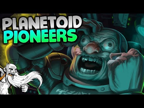 "Planetoid Pioneers Gameplay - ""RAGDOLL METROIDVANIA GAME?!?""  - Let's Play Walkthrough"