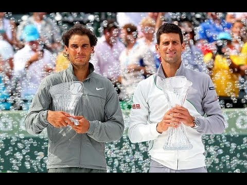Novak Djokovic Defeats Rafael #1 (2014) - Nadal For Fourth Sony Open Win