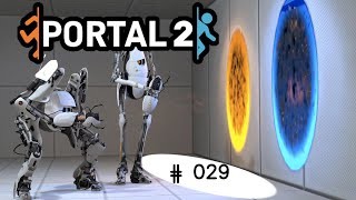 Let's Play: Portal 2 - DAS GELMONSTER [German][Together][Blind][#029]