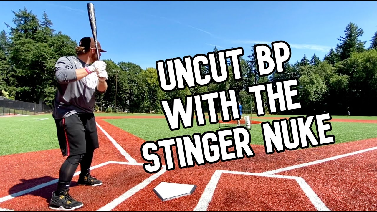Will's full uncut round with the Stinger Nuke BBCOR