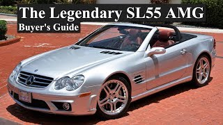 Everything You Need Know About The SL55 AMG R230 (4K)