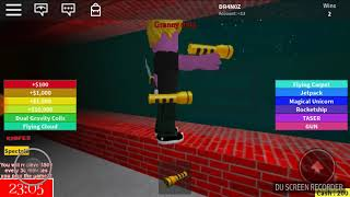 ESCAPING FROM GEANNY (ROBLOX