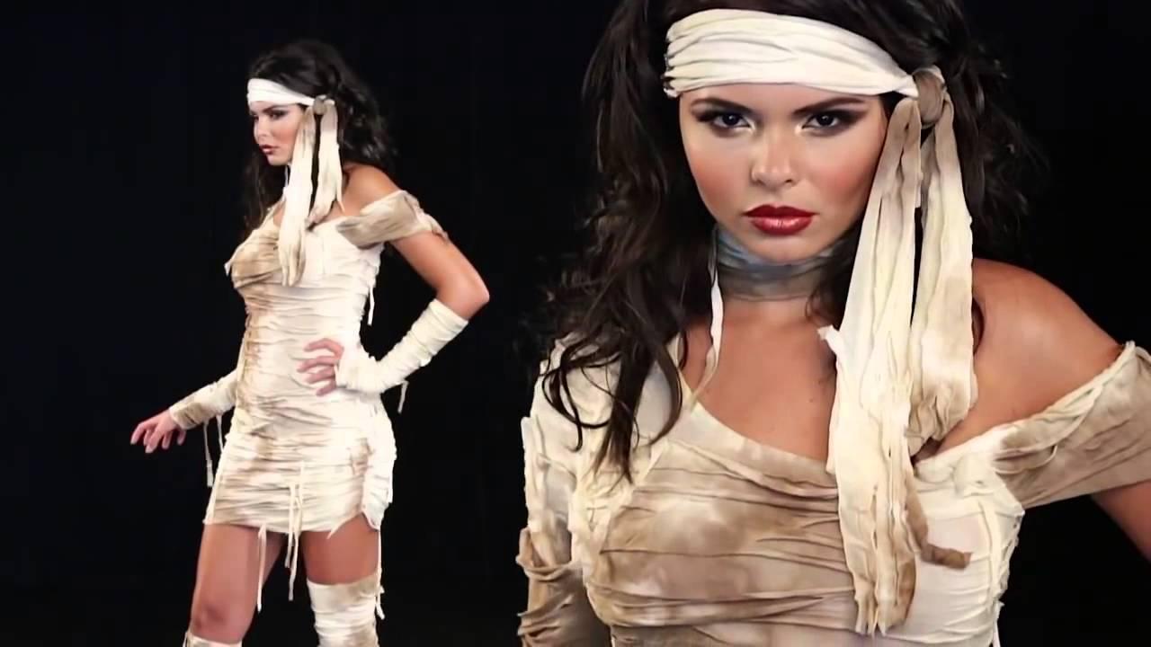 mystical mummy womens halloween costume - Mystical Halloween Costumes