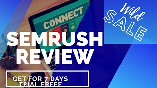 SEMRush Review 2018 -The Only Tool You Need to Overtake Your Competitors